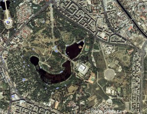 GoogleEarth-ParculTineretului