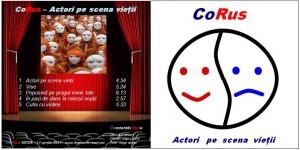 Actori pe scena vietii