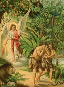 izginirea-lui-Adam-din-rai