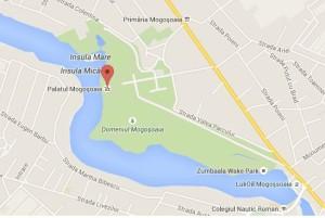 Foto harta Mogosoaia