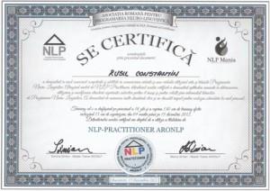 Diploma ARO NLP