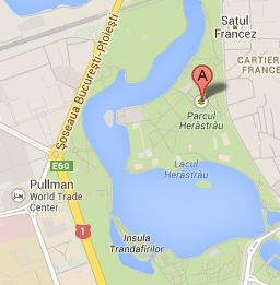 lacul Herastrau - google