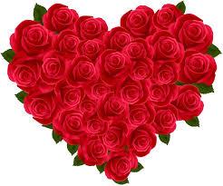 inima cu flori